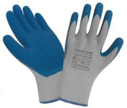 перчатки строитель