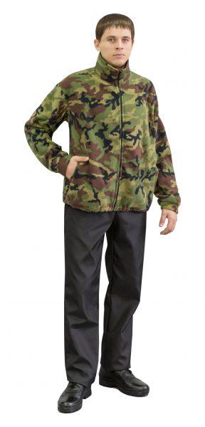 куртка флис1